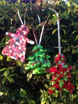 Christmas Decorations, Easy Toddler Activity
