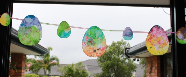 Easter Egg Craft
