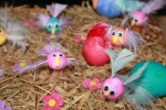 Easter Craft, Cute Little Chicks.