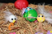 Easter Chicken craft