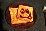 Kids in the Kitchen, Egg Bread (French Toast)