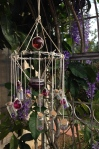 DIY Wind Chime, Candelabra/Sun Catcher.