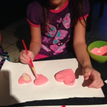 Ms5 painting the hearts