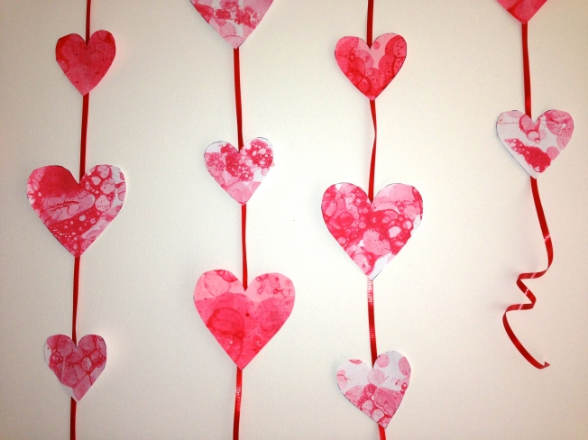 Valentine Door Hanging,