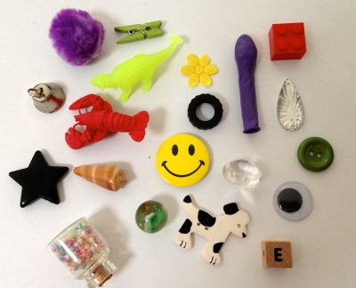 The collection of objects.