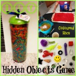 DIY Hidden Object Game